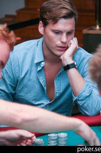emil ohlsson poker Gustavsberg och Hemmesta